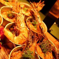 Seafood Plated