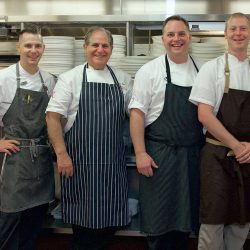 Chefs Smiling