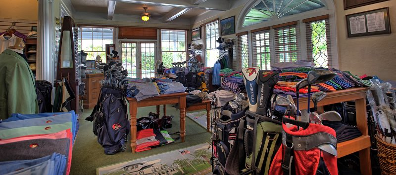 The Gasparilla Golf Club Pro Shop