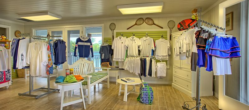 The Gasparilla Inn Tennis Pro Shop