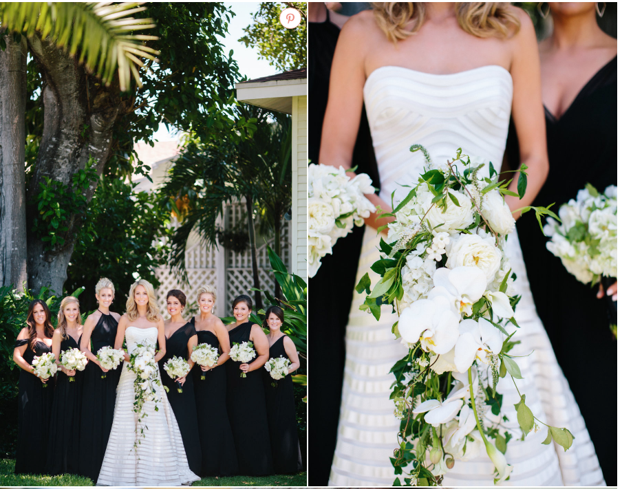 A Wedding That Proves 'Going Green' Can Be Oh-So-Chic