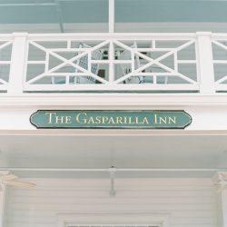 The Gasparilla Inn Sign