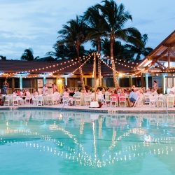 Gasparilla Pool and String Lights