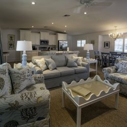 Gasparilla Grey Living Room